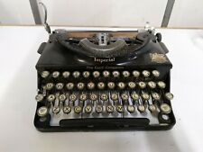 Imperial The Good Companion Serial BB676 Type writer