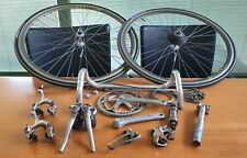 SHIMANO DURA ACE 7400 8 sp. groupset vintage road bike MAVIC