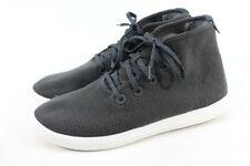 Allbirds Men's Tree Toppers Charcoal Upper/White Sole Comfort Shoes FLSAMP