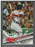 2017 Topps Limited Basebell Card #s 251-500 (A3942) - You Pick - 10+ FREE SHIP