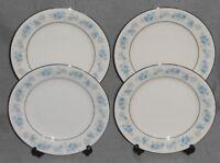 Set (4) Noritake Ivory China SPLENDOR PATTERN Salad Plates MADE IN JAPAN