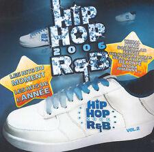 CD NEUF scellé - HIP HOP 2006 R&B VOL. 2 / Edition 2 CD -C61