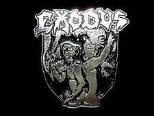 EXODUS  PIN BADGE
