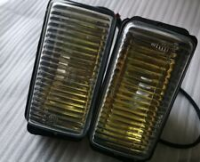 A Pair of Left Right Front Drive Fog Light Lamp fits Audi 100 200