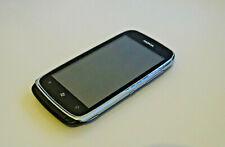 Nokia Lumia 610 Schwarz Smartphone, ungetestet / defekt