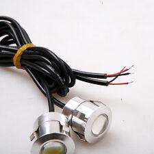 2x 9W DC 12V Lamp LED White High Power Eagle Eye Rear Back up Reverse Tail Light