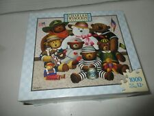 Americana Charles Wysocki 1000 Piece Puzzle The Gangs All Here