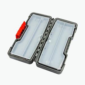 Bosch Professional Tough Box leer für Sägeblätter, Bohrer, Bits bis 150 mm Länge