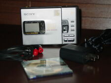 Sony MD Walkman MZ-R30 Digital Portable MiniDisc Recorder Player JAPAN version