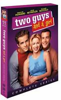TWO GUYS AND A GIRL (AND A PIZZA PLACE) Ryan Reynolds DVD New & Sealed 2