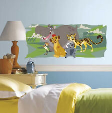 THE LION GUARD KION & FRIENDS wall stickers MURAL 1 decal Disney Ono Bunga Fugi