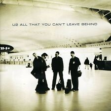 U2 - All That You Can't Leave Behind [New CD] Holland - Import