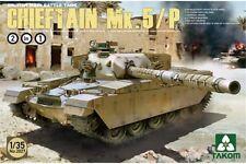 Takom TAKO2027 1/35 British Main Battle Tank Chieftain Mk.5/P
