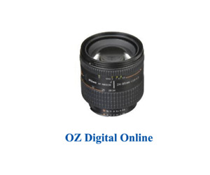 New Nikon AF Zoom-Nikkor 24-85mm f2.8-4D IF (HK) Lens 1 Year Au Warranty