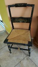 Antique Hitchcock Chairs - set of 8