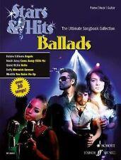 Stars & Hits: BALLADS Songbook Klavier Gesang (ED20663) Michael Bublé, Madonna..
