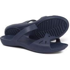 Crocs Kelli Sandal Women Size 8 Navy New with tags.