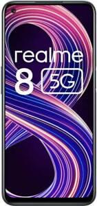 "Realme 8 5G (RAM 8GB, 128GB) 6.4"" 64+8+2MP Camera Dual SIM Googleplay Phone"