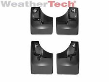 WeatherTech No-Drill MudFlaps for Ford F-150 - 2015-2020 Front & Rear Set