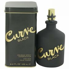 CURVE BLACK * Liz Claiborne Cologne * 4.2 * BRAND NEW IN CAN