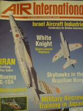 Air International August 2003 Magazine -Sea King Mk.7 Cutaway/Japan Part 2/Boein