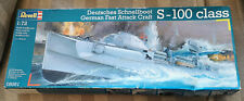 Revell Schnellboot S-100 Class scale 1/72