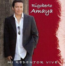 Mi Redentor Vive-Rigoberto Amaya - CD de musica cristiana