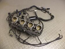 2007 BMW K1200GT K1200 GT throttle bodies injectors harness fuel lines cables