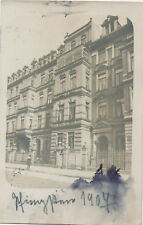 AK Pfingsten 1907, Haus in Hannover (K) 19885
