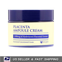 [ MIZON ] Placenta Ampoule Cream 50ml ++Free Sample++