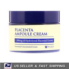 [ MIZON ] Placenta Ampoule Cream 50ml ++Free Sample++