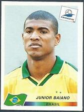 Panini Copa Del Mundo Francia 1998- #019-BRASIL-BRAZIL-JUNIOR Baiano