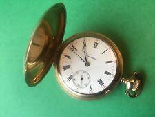 Hamilton 991 (marked) 1 Star, rare pocket watch