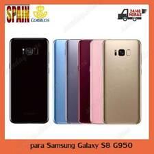 Tapa Trasera Bateria para Samsung Galaxy S8 SM-G950F Original +lente+ Adhesivo
