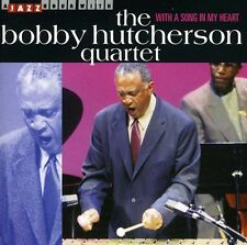 Bobby Hutcherson - With a Song in My Heart [New CD]
