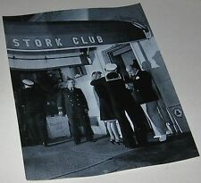 The Stork Club 3 E 53rd Street New York - Canopy 8x10 w/ Sherman Billingsley