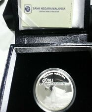 Malaysia Muzium Single Silver Proof Coin series no.77