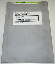 Werkstatthandbuch Audi A3 Typ 8L 4 Zylinder Diesel Direkteinspritzer Mechanik!