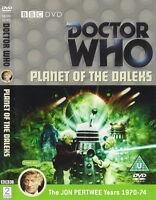 Doctor Who - Planet of the Daleks (2 disc Special Edition) - Disp. 24hrs! Dr Who
