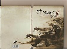 DARKNESS 2 STEEL BOOK PLAYSTATION 3 PS3 LIMITED STEELBOOK