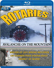Rotaries Avalanche on the Mountain BLURAY NEW rotary snow plow donner flanger