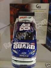 Dale Earnhardt Jr 1/24 #88 Autographed Signed Nat Guard