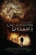 "CAVE OF FORGOTTEN DREAMS 11""x17"" Original Promo Movie Poster MINT Werner Herzog"