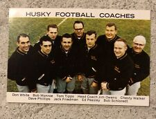 1966 University of Washington Football Schedule