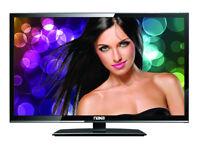 """19"""" Naxa LED 12 Volt AC/DC Widescreen 720p HD Digital TV w/ Built-in DVD Player"""
