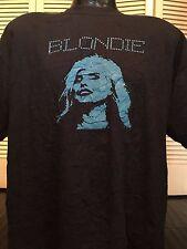 Blondie Tour Shirt Sz XL Hole Berlin Punk Rock Madonna Pink Cramps B52 L7 Nina