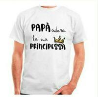 Maglietta personalizzata Festa del Papà idea regalo unica al mondo S-XXL TOP