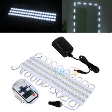 Waterproof LED White  LED Light Strip Kit Power Dressing Mirror Cosmetic Makeup