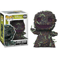 The Nightmare Before Christmas - Oogie Boogie with Bugs Pop! Vinyl Figure NEW