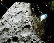 Apollo 13 Lunar Module View of Moon Surface 8x10 Silver Halide Photo Print